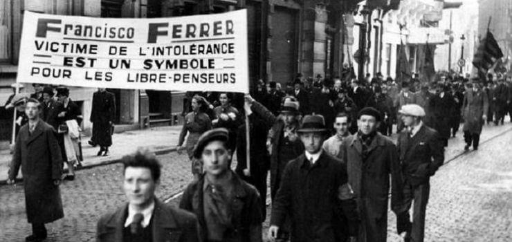 EscuelaModerna educacion pedagogia cgt anarquismo