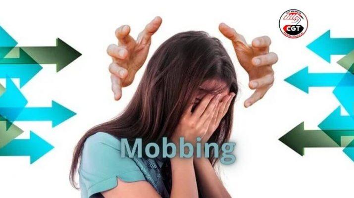 mobbing cgt laboral acoso NTP854 anarquismo