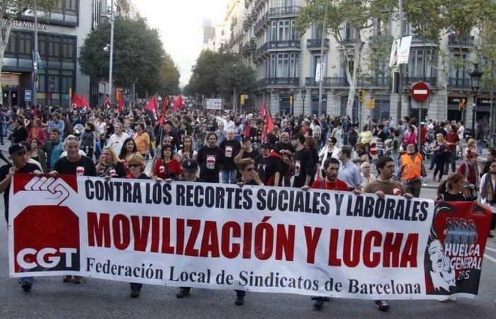 reforma laboral cgt sindicato movilizacion