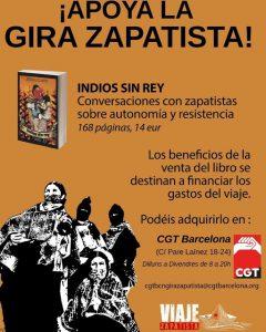 EZLN zapatista cgt